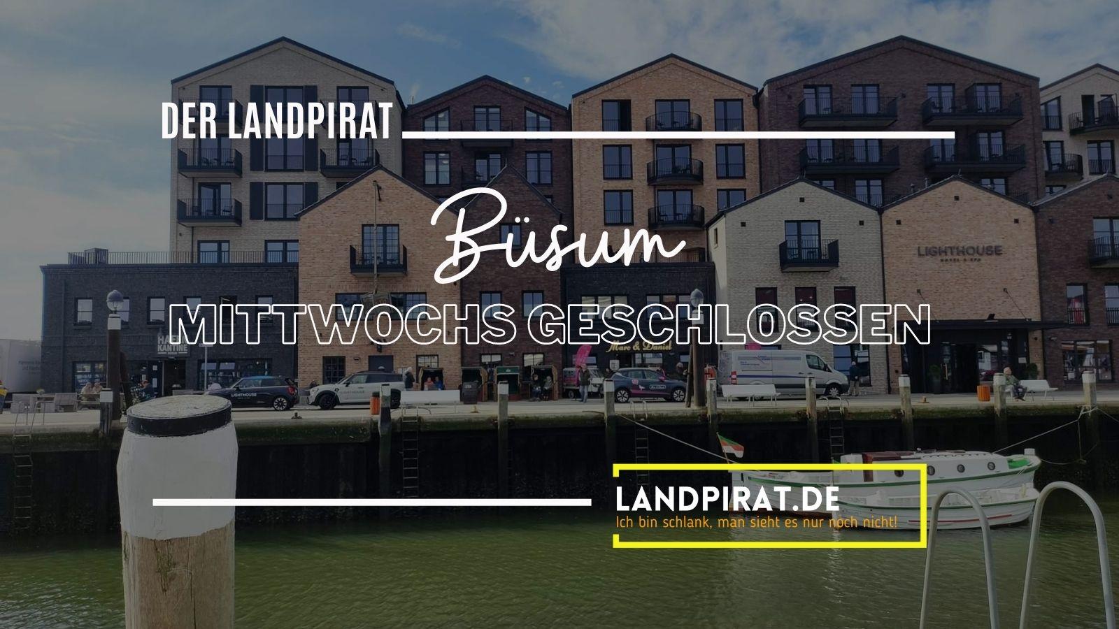 Read more about the article Büsum – Mittwochs geschlossen