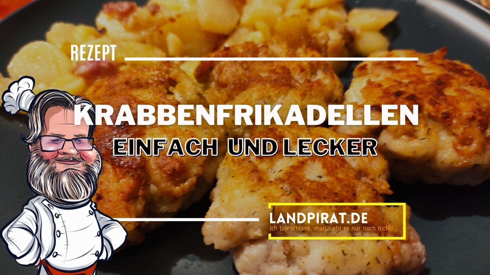 Read more about the article Krabbenfrikadellen